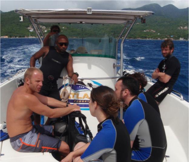 PADI Scuba Diver course Guadeloupe