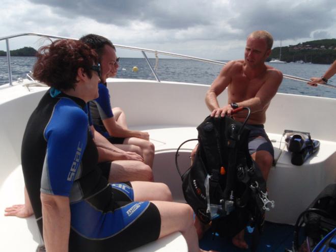 Discover Scuba Diving mit Atlantis Guadeloupe