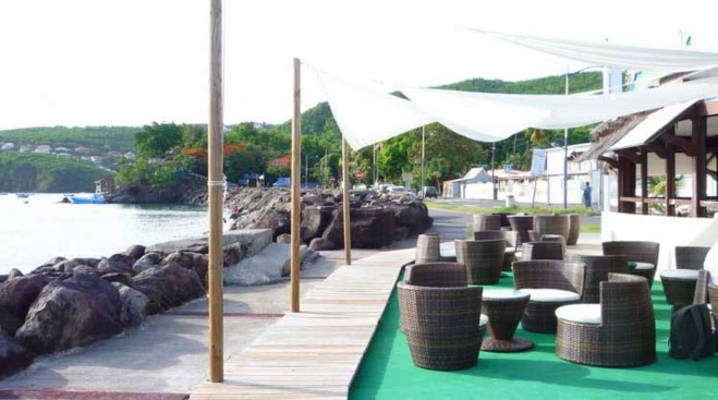 Unternehmungen auf Guadeloupe (Frz. Antillen) in der Nähe des Tauchklubs (Freizeitaktivitäten, Restaurants, Unterkünfte)
