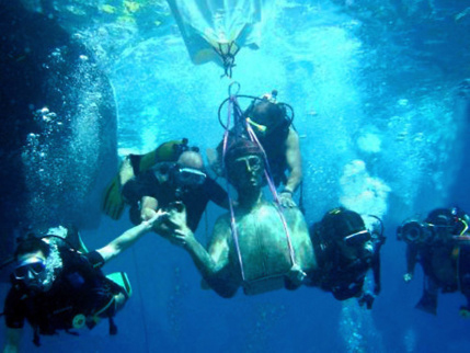ENTDECKEN SIE DEN COUSTEAU MARINE PARK, seine Tierwelt und seine atemberaubende Unterwasserwelt!