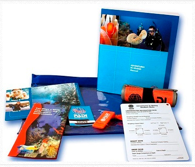 Adventures in Diving Lern-Kit