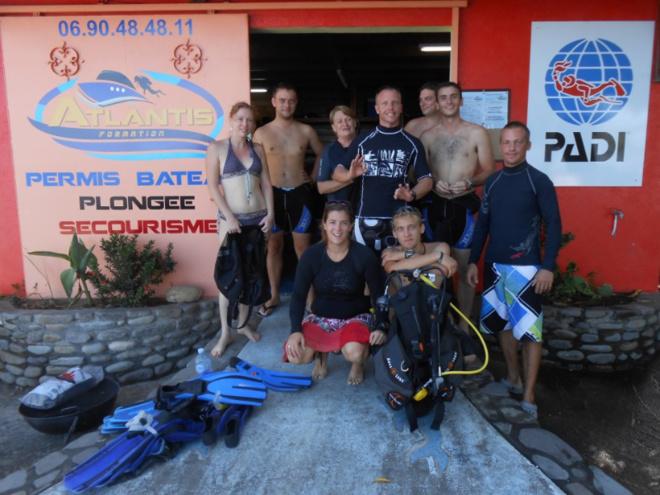 Comment choisir un bon club de plongée en Guadeloupe