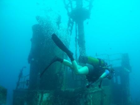 Le NIVEAU 3 : Plongeur Autonome jusqu' à 60 mètres (PA60)  avec Atlantis Formation Guadeloupe