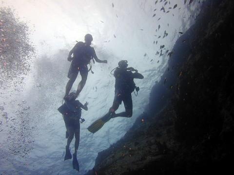 Devenez NIVEAU 4 : Guide de Palanquée avec Atlantis Formation Guadeloupe.