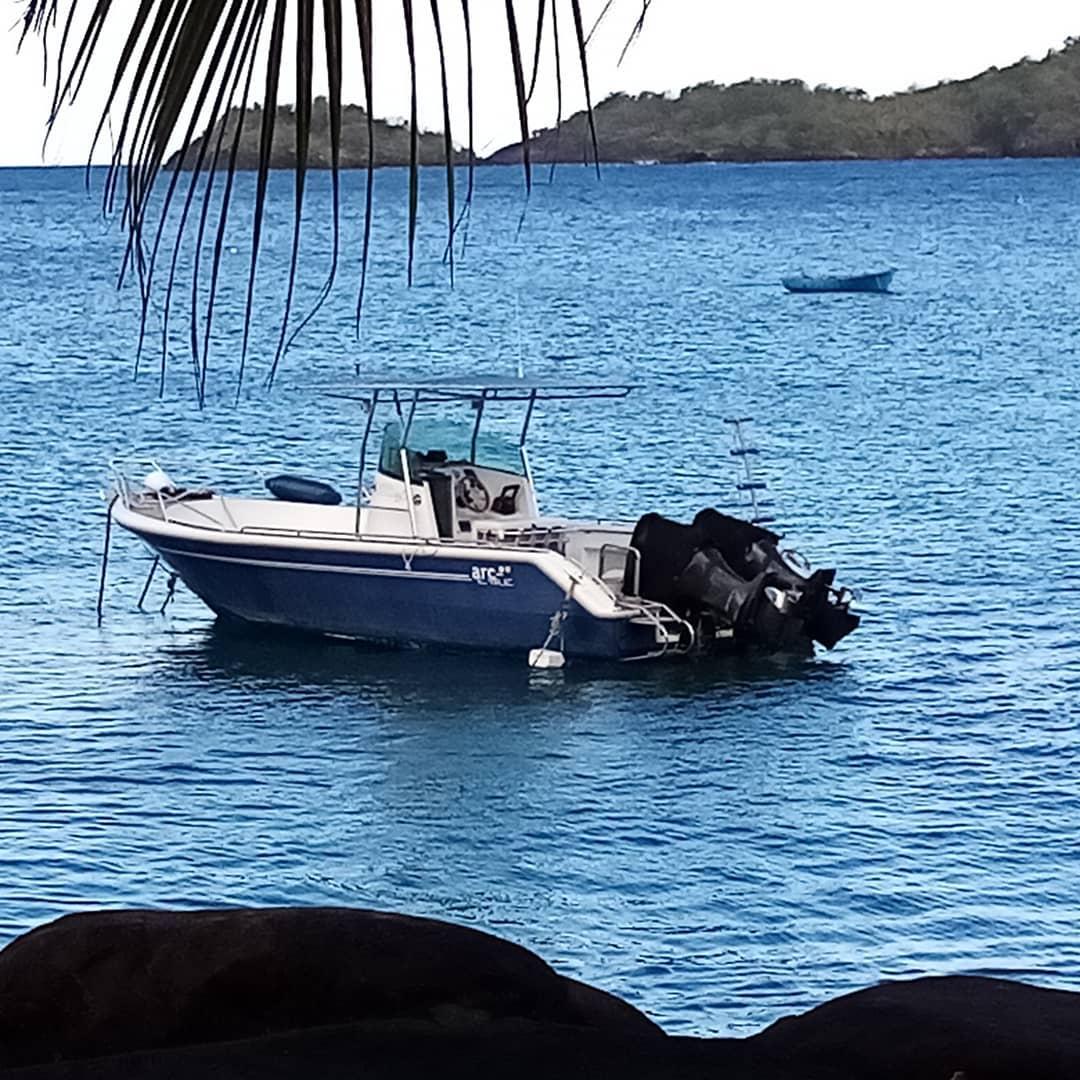 Août 2021 : Plongée et confinement en Guadeloupe
