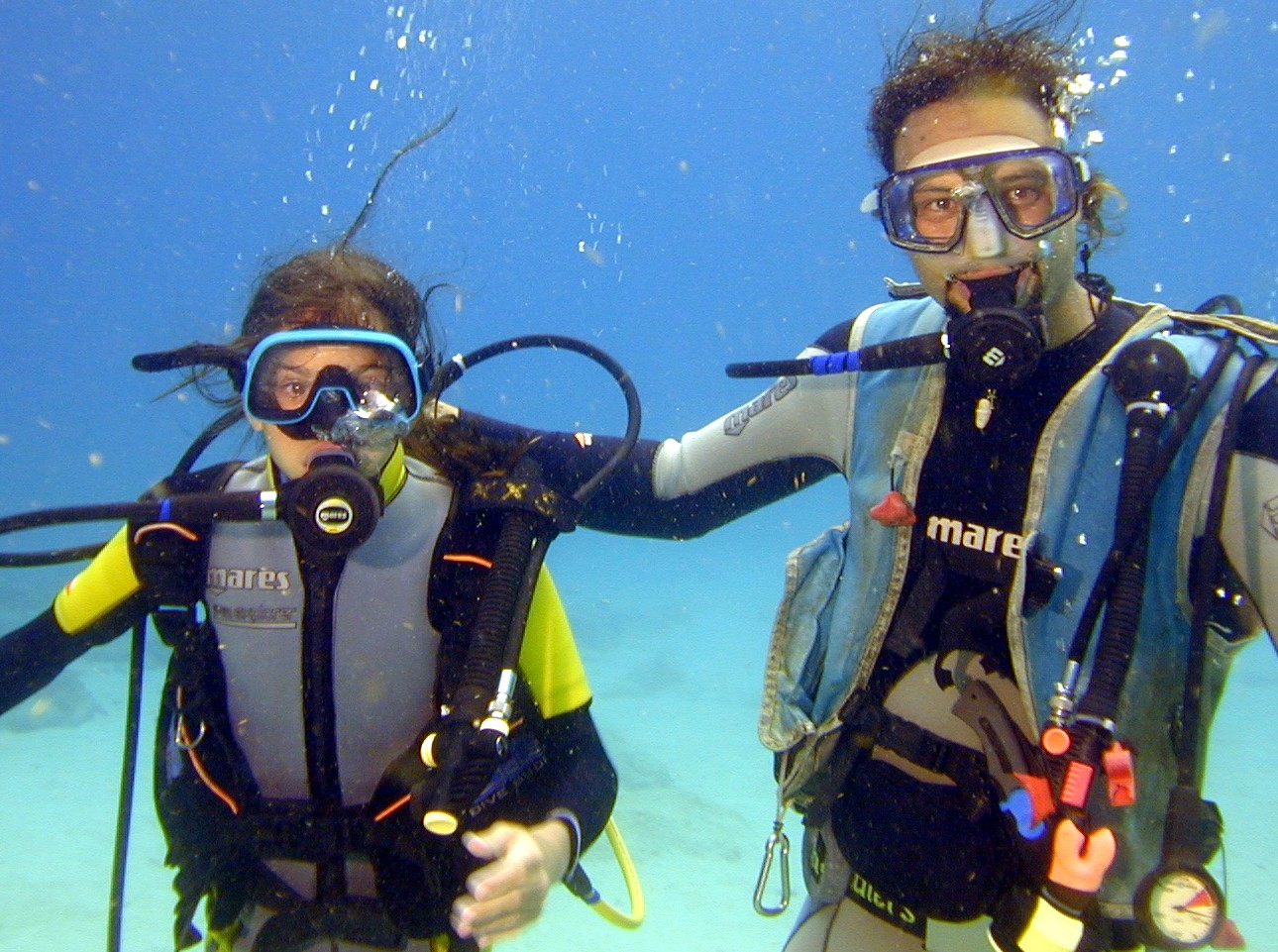 Les Brevets ENFANT, avec Atlantis Formation Guadeloupe.