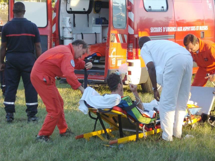 Accident plongée Guadeloupe à Malendure : le club a prévenu les secours immédiatement