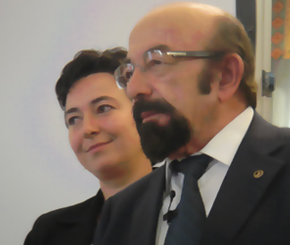 Alfonso Caycedo et Natalia Caycedo (source sofrocay)