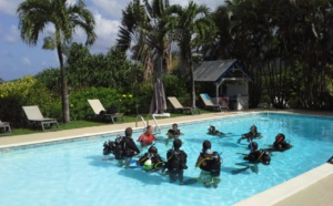 Formation INITIATEUR Bathysmed en Guadeloupe