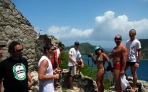 Plongée aux Saintes Guadeloupe