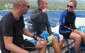 Passer votre PADI Instructor IDC / OWSI en Guadeloupe avec Atlantis Formation