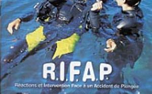 Passer le RIFA Plongée en Guadeloupe